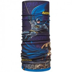 Бандана BUFF KIDS LICENSES BATMAN POLAR BUFF MISTERIOUS\HARBOR POLARTEC